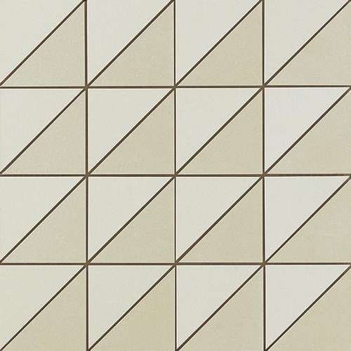 Фото плитки Arkshade Light Clay Mosaico Flag, размер 30,5x30,5