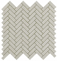 Фото плитки Room Pearl Herringbone Wall, размер 32,4X32,4