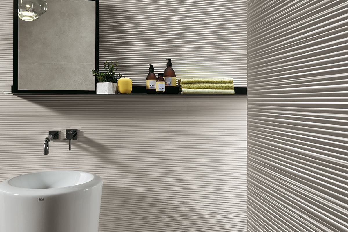 Protea avo shiny ceramic wall tile 300 x pictur cobalt for Ceracasa tile usa